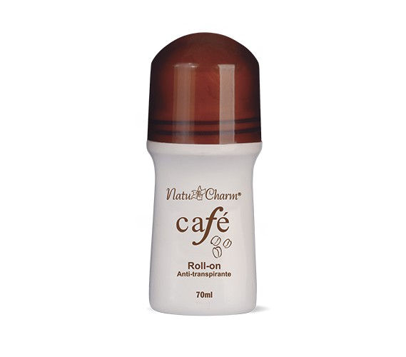 Roll-on Café - 70ml - Natu Charm Cosméticos
