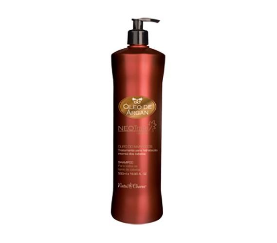 Shampoo Óleo de Argan - 500ml - Natu Charm Cosméticos