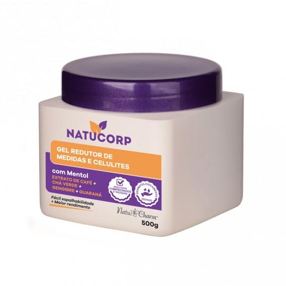 Gel Redutor de Medidas e Celulites NatuCorp - 500g