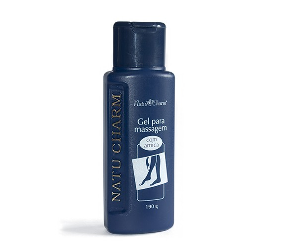 Gel para Massagem Natu Charm - 190g - Natu Charm Cosméticos