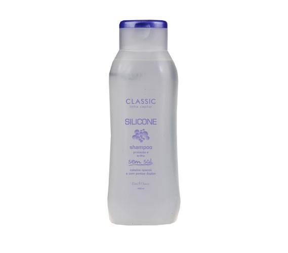 Shampoo Silicone - 490ml