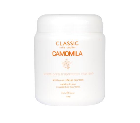 Máscara para Tratamento Camomila - 500g - Natu Charm Cosméticos